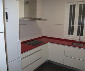 Muebles de Cocina - Proyecto realizado en Madrid