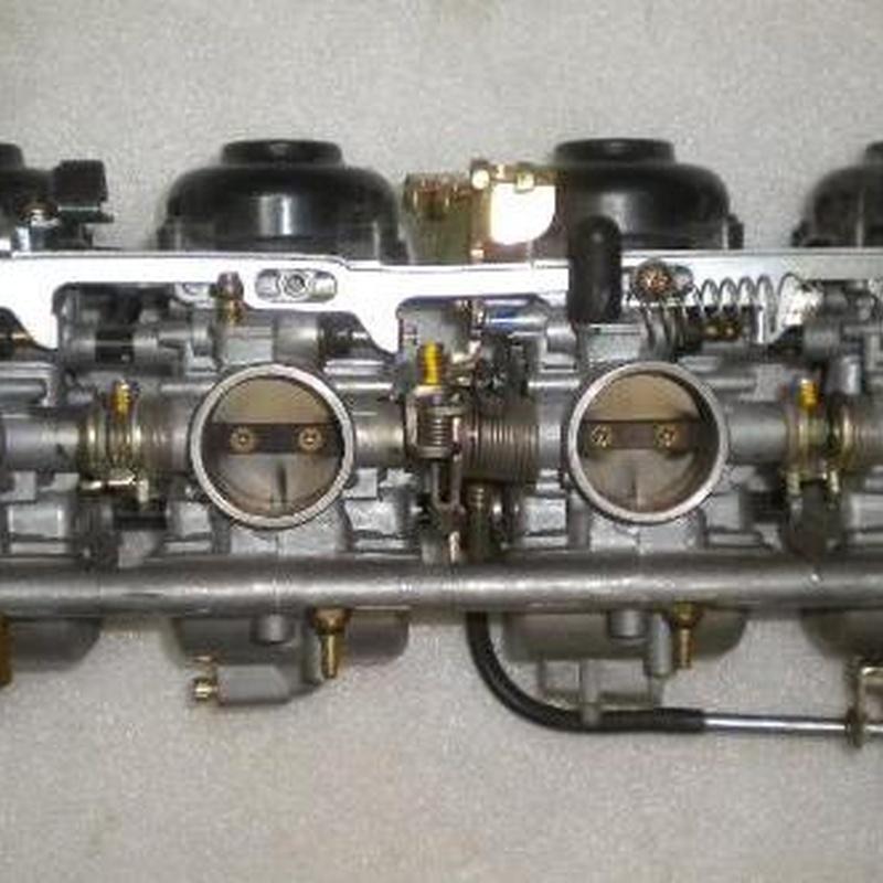 Carburación: Servicios de Motos Raúl