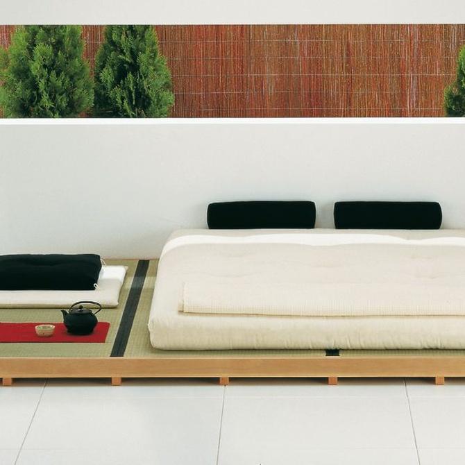 La moda de las camas tatami