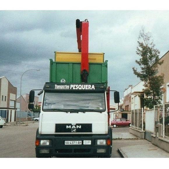 Transporte puerta a puerta: Nuestros productos de Transportes Pesquera