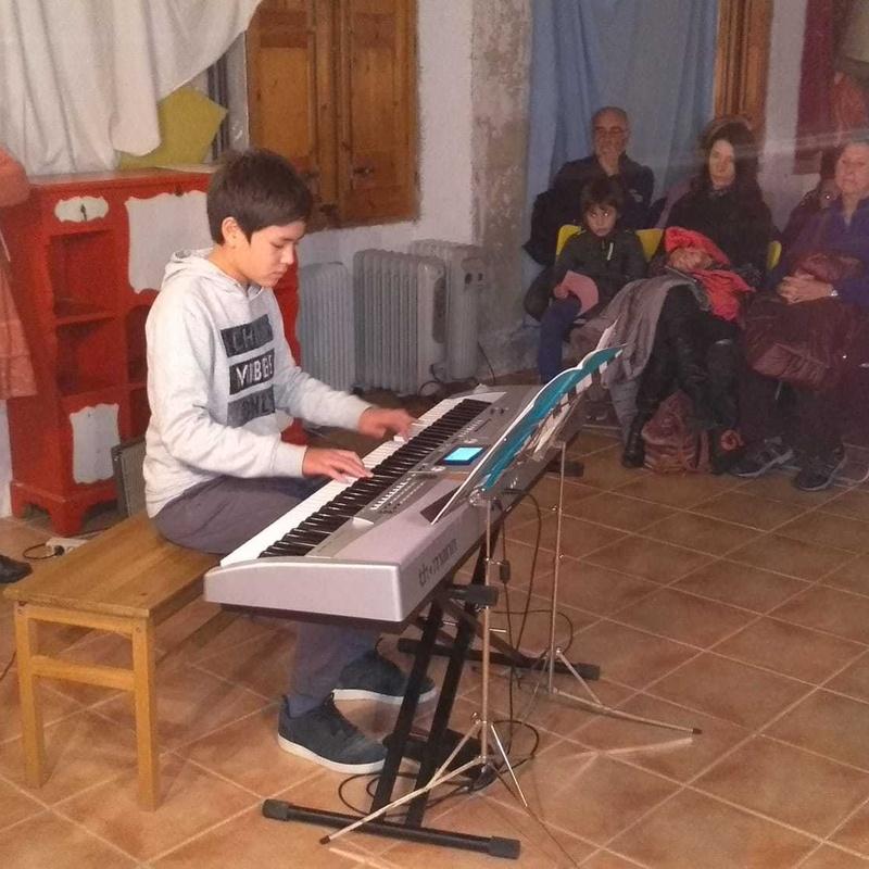 Concert Santa Cecília 2019: Escuela de música i Expresión  de Can Canturri