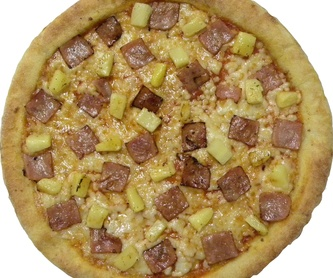 Pizza Cream Rodeo: La Carta de Pizza World