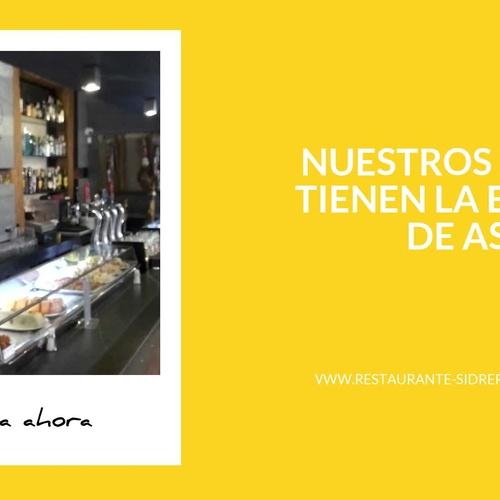 Gastronomía asturiana en el centro de Madrid | El Escarpín