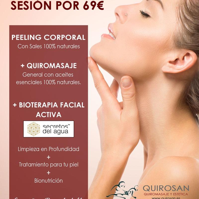5 Cuidados para tu piel en la misma sesión: Servicios de Quirosan
