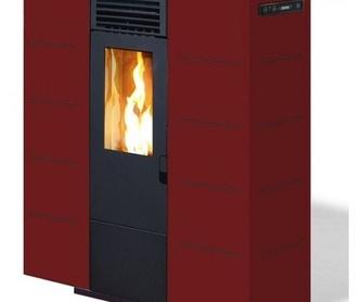 ZM aire acondicionado baxi anori ls25 de 2.500 frigo calorias A++ inverter: ESTUFAS DE PELLETS GRANADA de Ahorralia