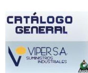 Herramienta para taller: Catálogo de Viper Suministros Industriales