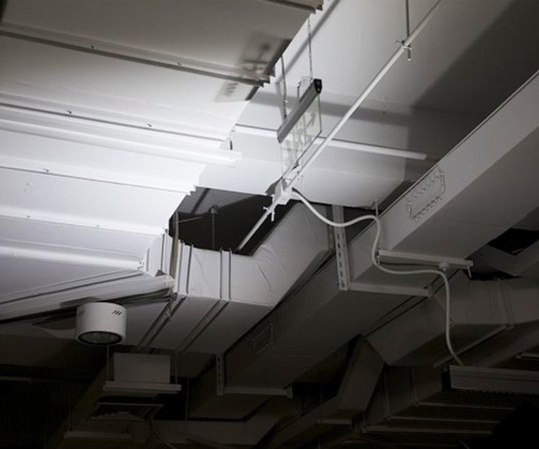La limpieza de los conductos de ventilación