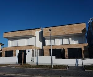 Promoción de 6 viviendas realizada en Maruri