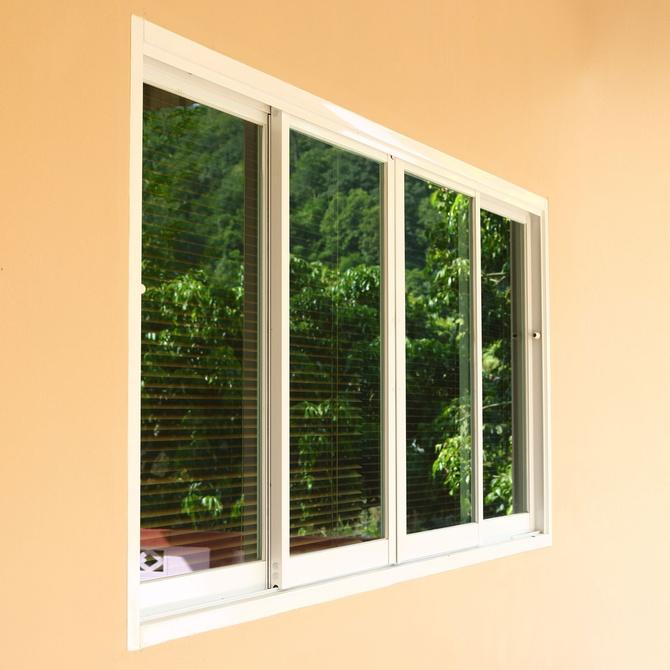 Tipos de ventanas: las correderas