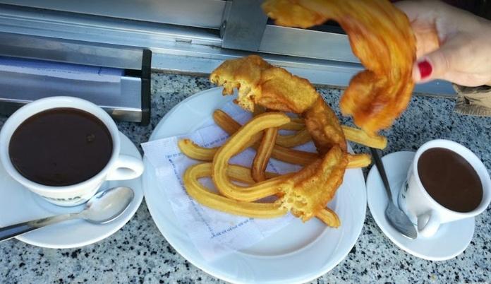 Churros y porras: Servicios de Churrería Ruiz