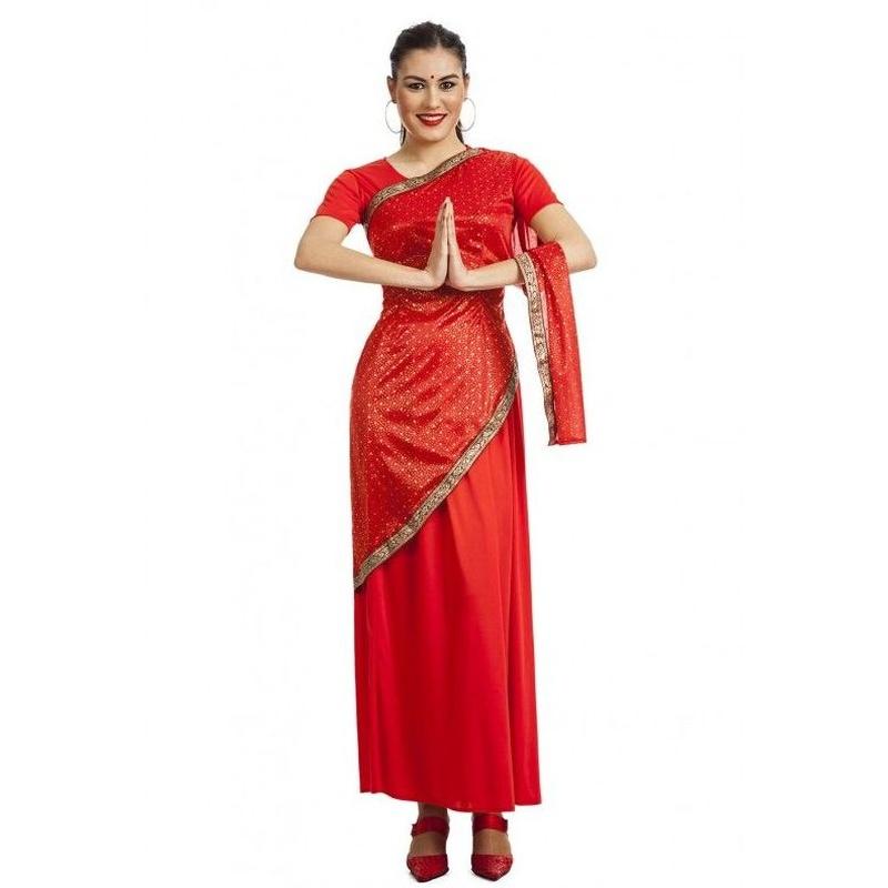 Disfraz Bollywood mujer