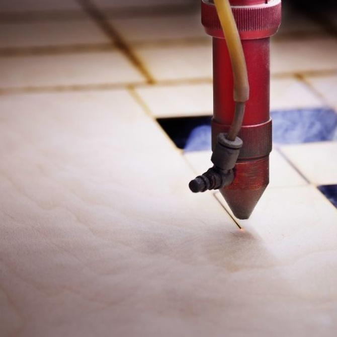 Utilidades del corte láser