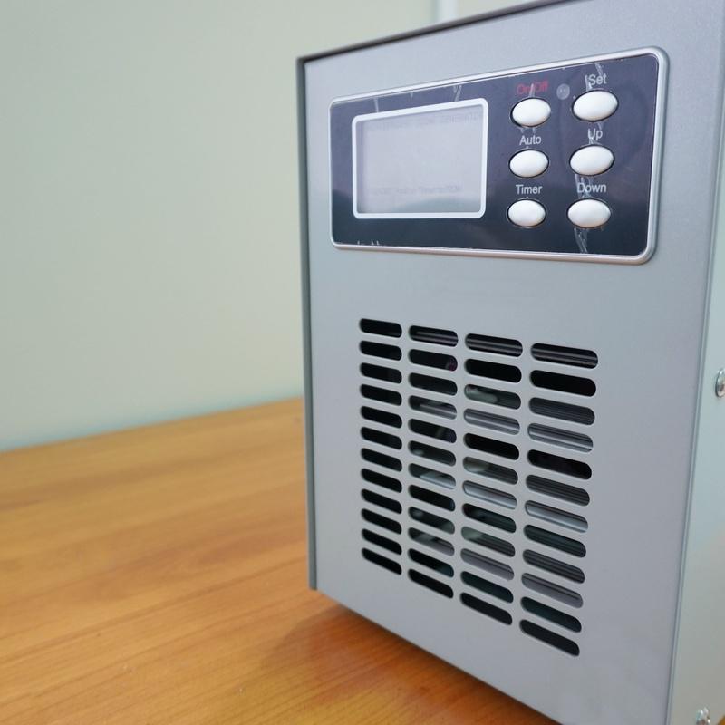 Desinfección por ozono: Servicios de Friser