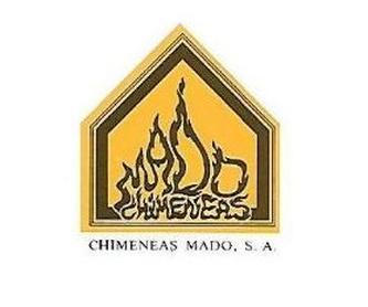 CHIMENEA MOD. BADAJOZ: Catálogo de Chimeneas Mado