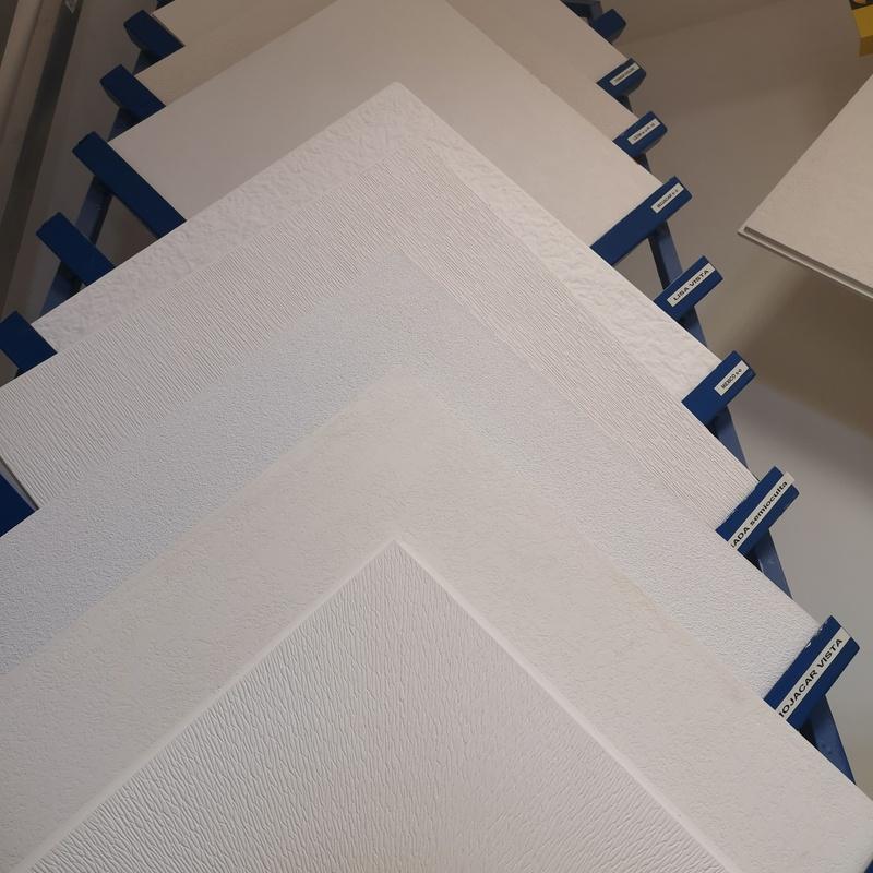 Placas desmontables 60X60