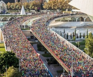 Valencia - Ciudad del running