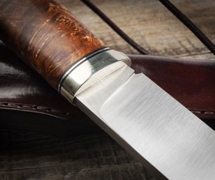 Elige bien tu cuchillo de caza