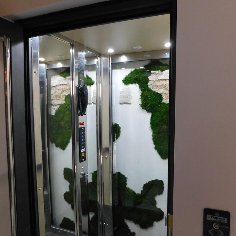 Ascensor modelo Kenia: Productos de Ferman Elevación