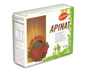 Apinat Café Verde Descafeinado Instant