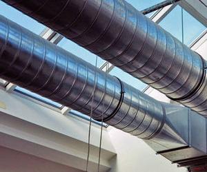 Instalación de sistemas de aire acondicionado industrial