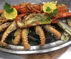 Restaurante de pescados y mariscos en Vilanova i la Geltrú