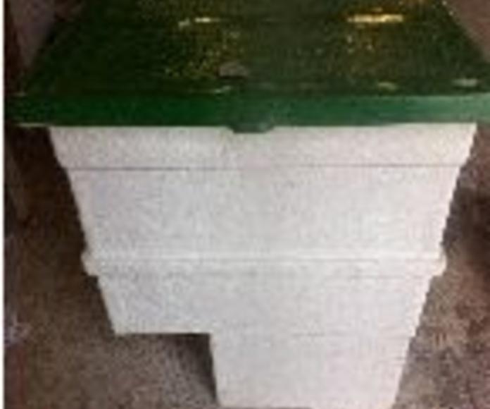 Casetas para depuradoras: Productos de Maipol