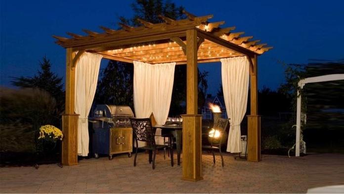 Porches y pérgolas de madera: Servicios de Fabricasas