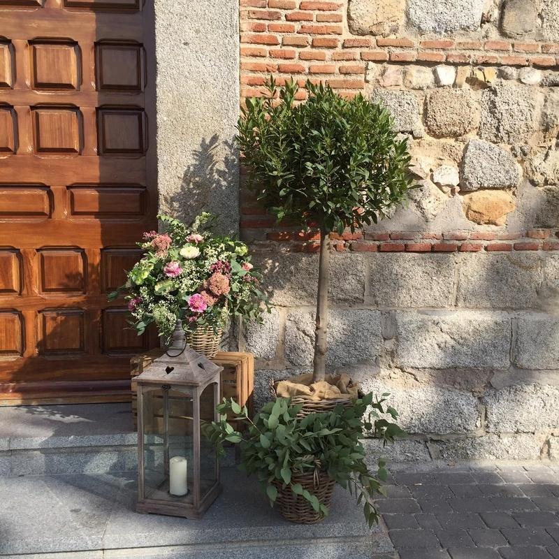 Decoración de iglesias: Catálogo de Floristería Iris