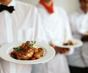 Camarero eventos de catering