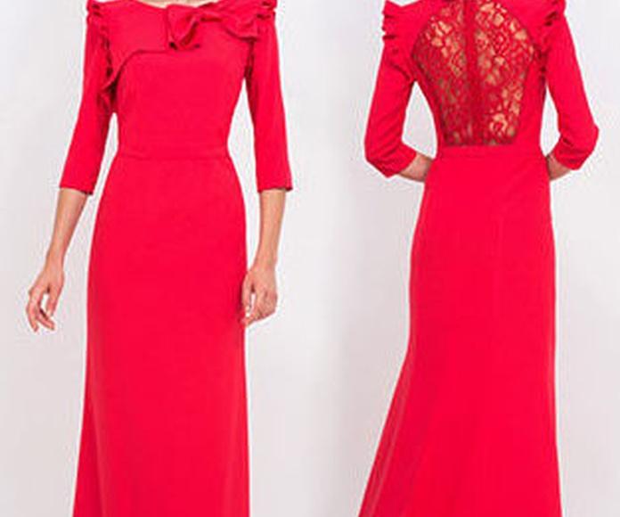 Vestidos de fiesta: Catálogo de Castill- Piel Novias y Ceremonia