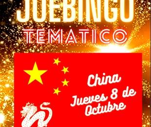 JUEBINGO TEMATICO