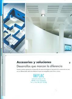 Accesorios y soluciones  PLADUR