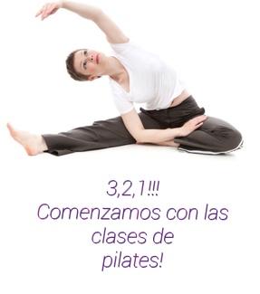 COMIENZAN LAS CLASES DE PILATES!