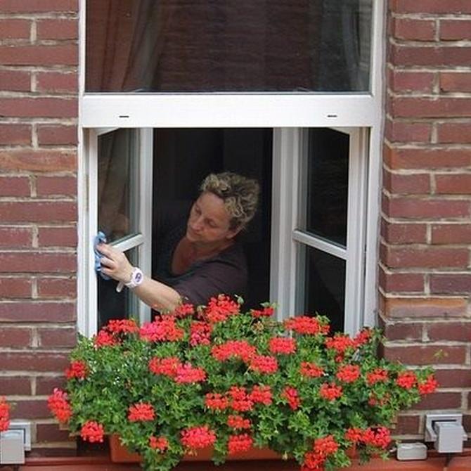 Los mejores consejos para la limpieza de cristales y ventanas
