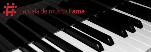 PIANO Escuela de Música Fama MADRID http://www.escuelamusicafama.es/es/