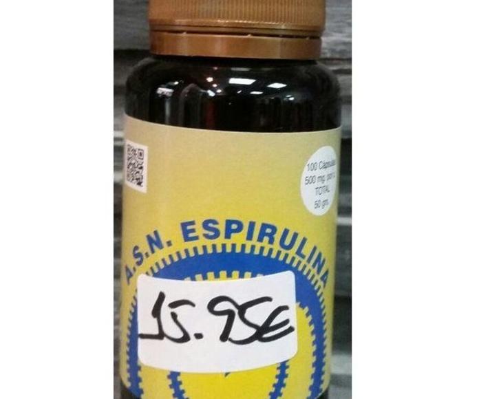 Espirulina: Servicios de Marce Peluqueros