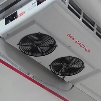 Recambios de equipos de refrigeración del transporte