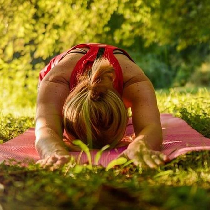 La clave del yoga: despegarse del resultado