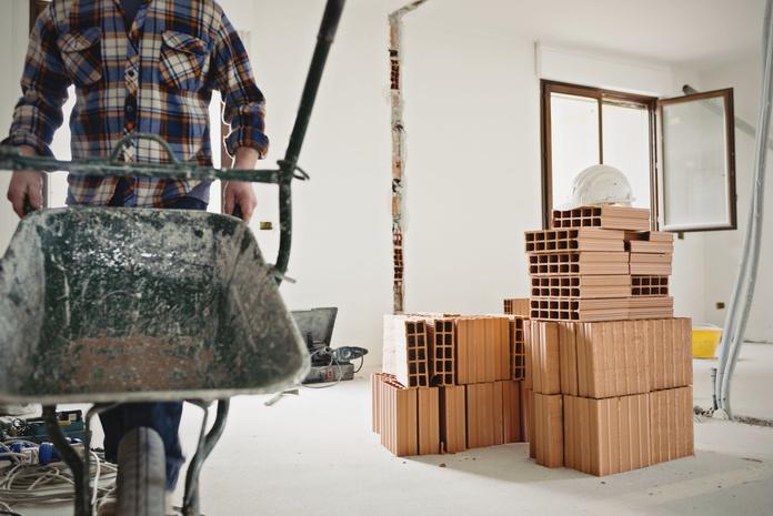 Reformas de pisos enteros: Servicios de Danaluz