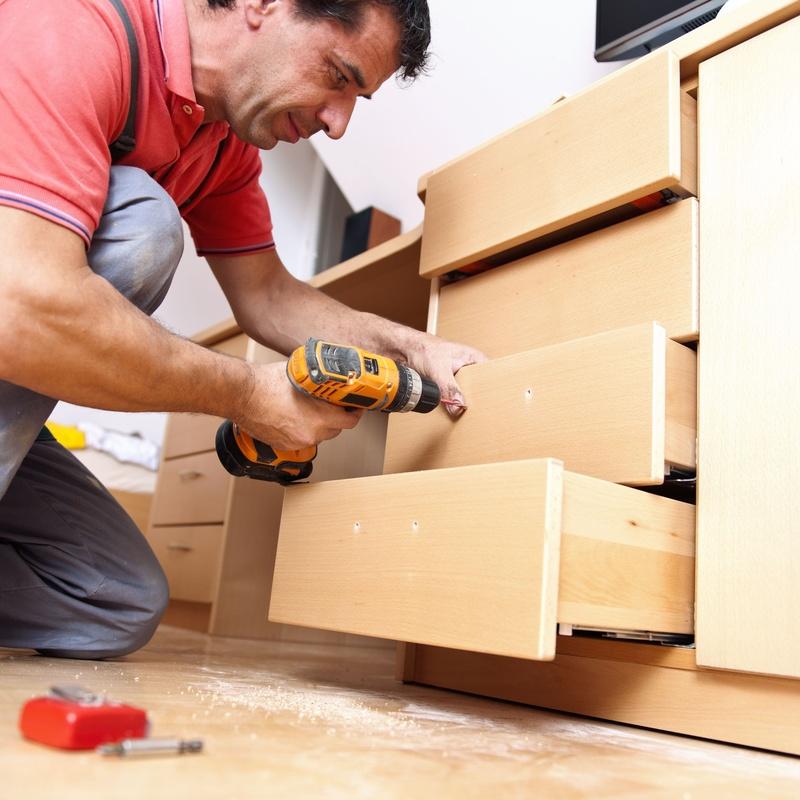 Montaje y desmontaje de muebles: Servicios de Rafael Para Todo