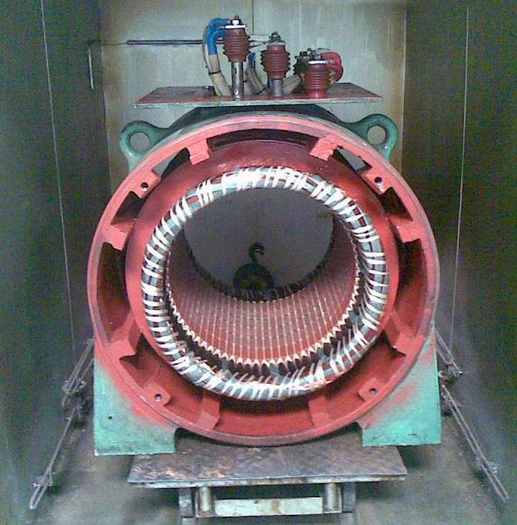 Motores corriente alterna : Servicios de Talleres Tomas Pascual