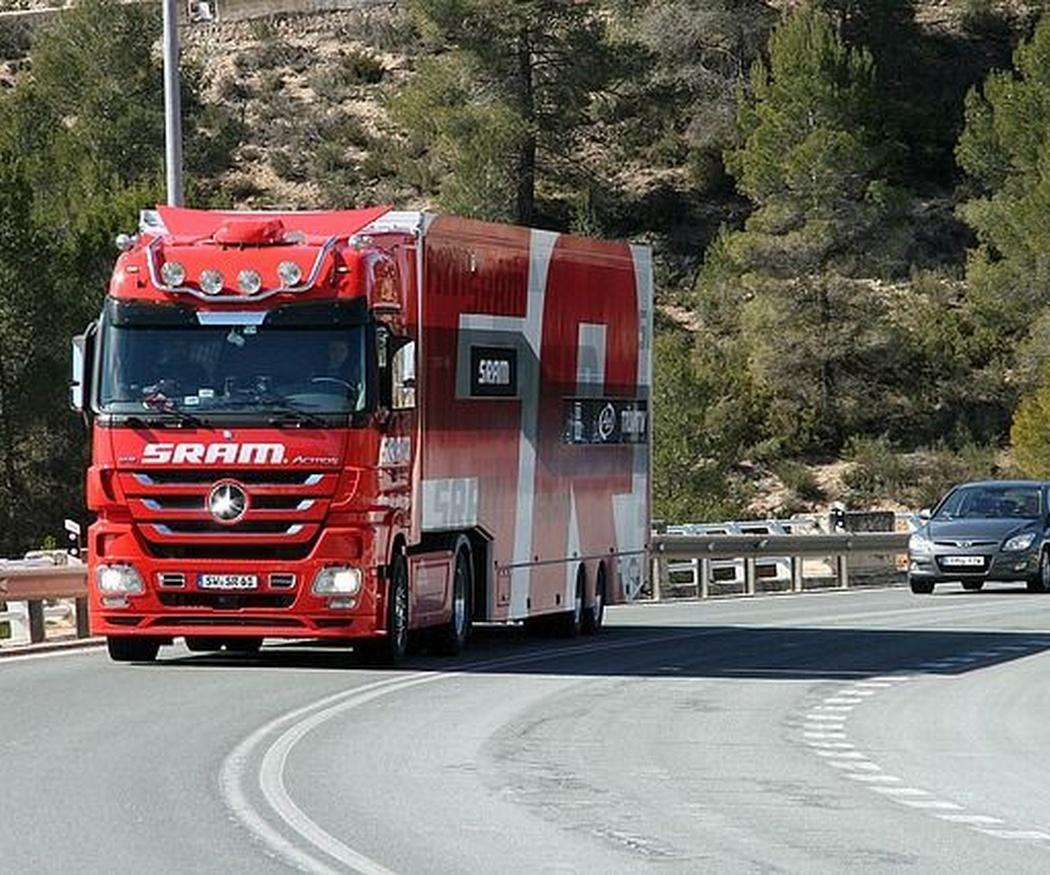 Ventajas del motor diésel en camiones