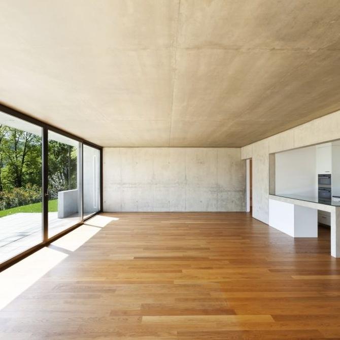 La importancia del color del suelo en la decoración
