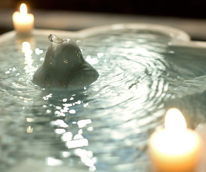 Amor: nuestra fiesta de la cuna del agua.