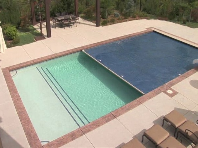 ¿Cómo elegir la cubierta de piscina correcta?