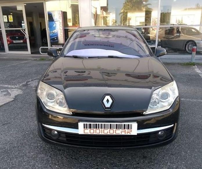 RENAULT LAGUNA 2.0DCI 150CV: Compra venta de coches de CODIGOCAR