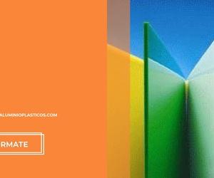 Láminas de metacrilato y materiales metálicos no ferricos | Bron Plastic
