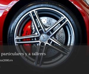 Venta de ruedas baratas en Fuenlabrada | Conema 2000