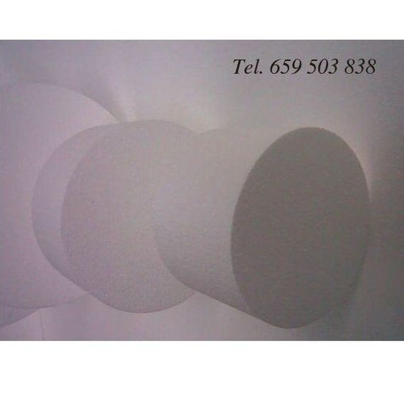 Cilindros de poliespan: Productos de Embadiseños