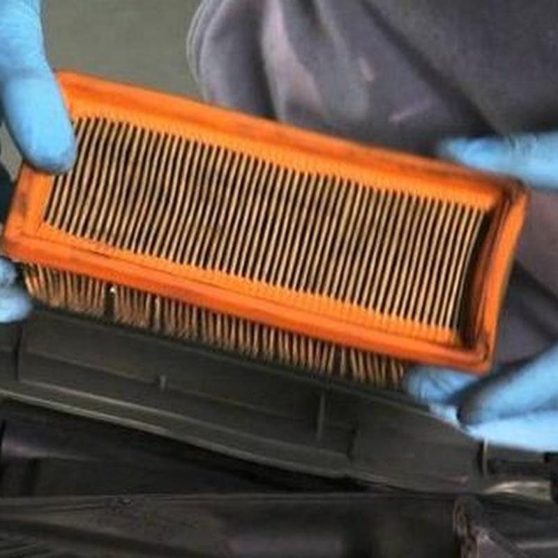 Cambio de filtros: Servicios de Auto Mar Menor